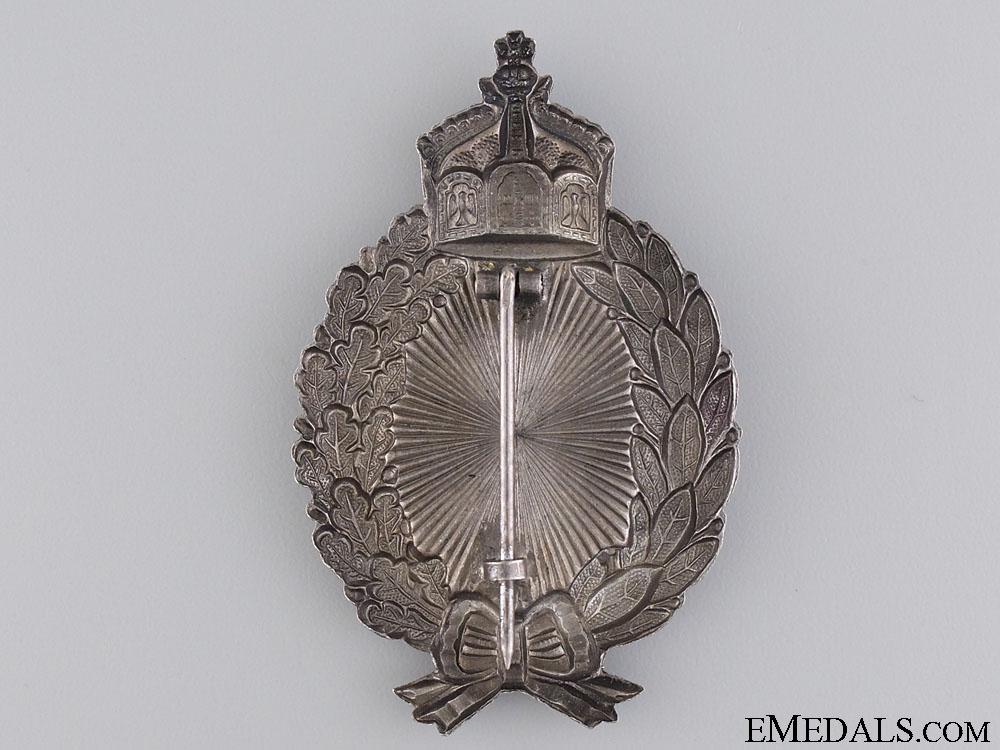 A First War Prussian Observer's Badge 1918