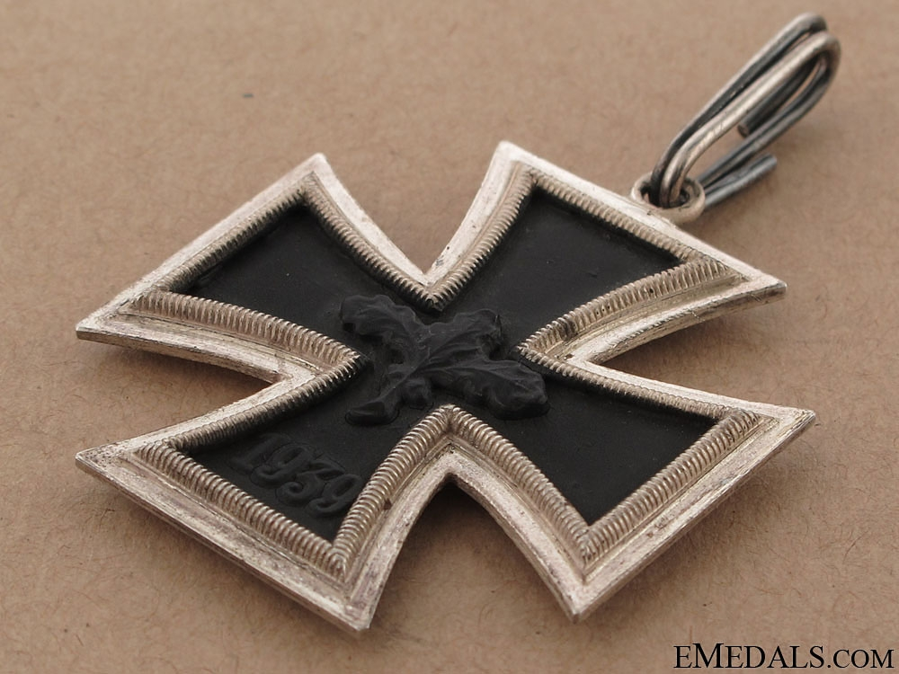 Knight's Cross of the Iron Cross 1939 - 1957 Issue