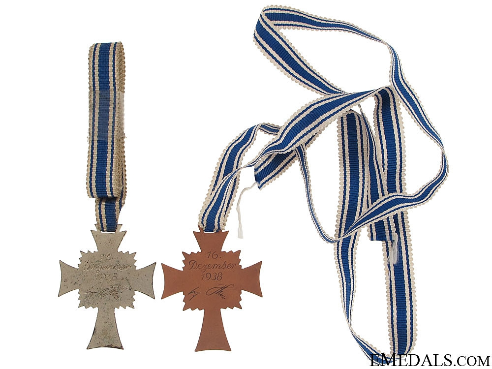 Two Mother's Crosses