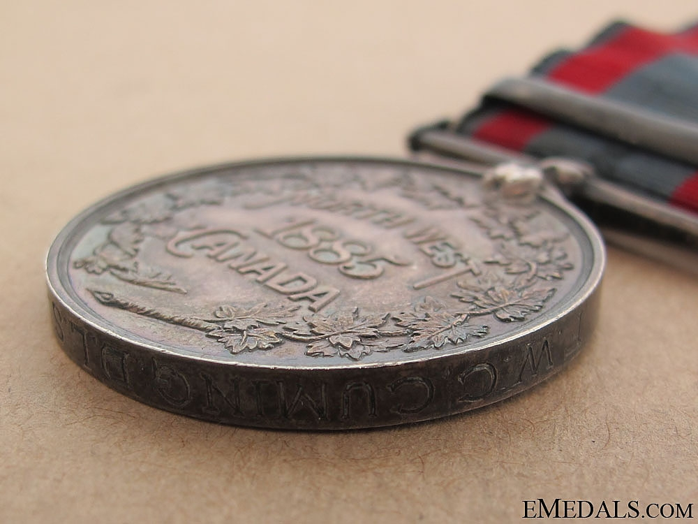 North West Canada Medal - North West Frontier Force