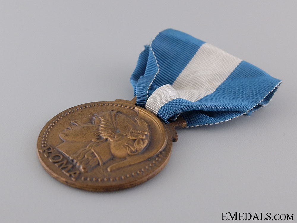 A Fascist Era Schools of the Governorate Medal of Merit