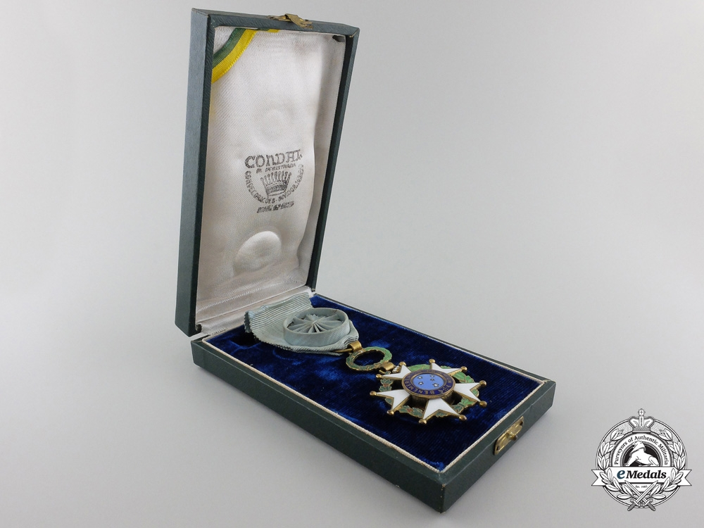 A Brazilian National Order of the Southern Cross; Breast Badge