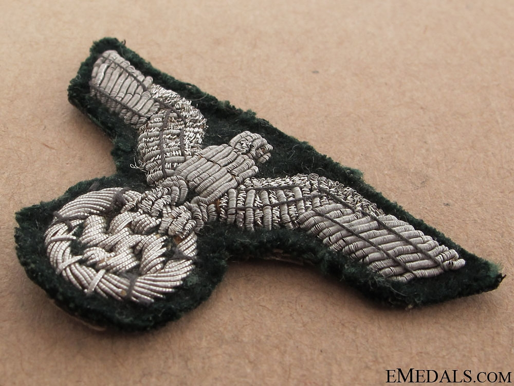Army Officer's Cap Eagle