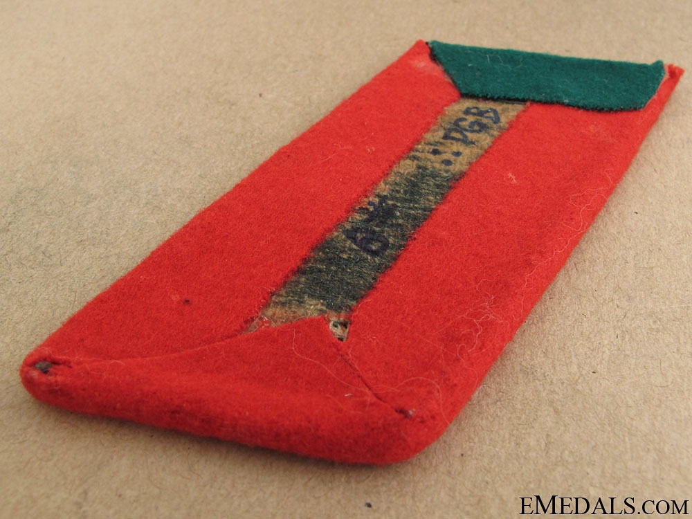 Set of Army General's Collar Tabs