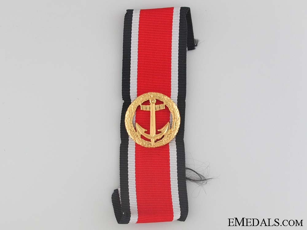 Honour Roll Clasp of the Kreigsmarine - 1957 Issue