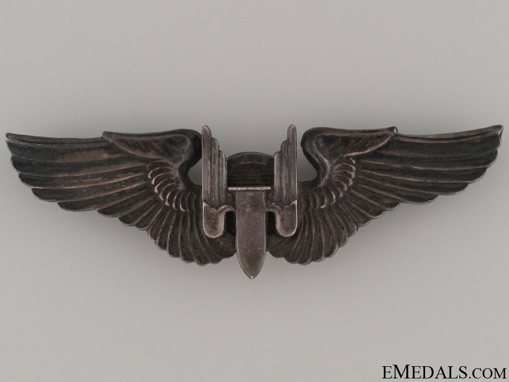 WWII Army Air Force Group - Air Medal Recipient