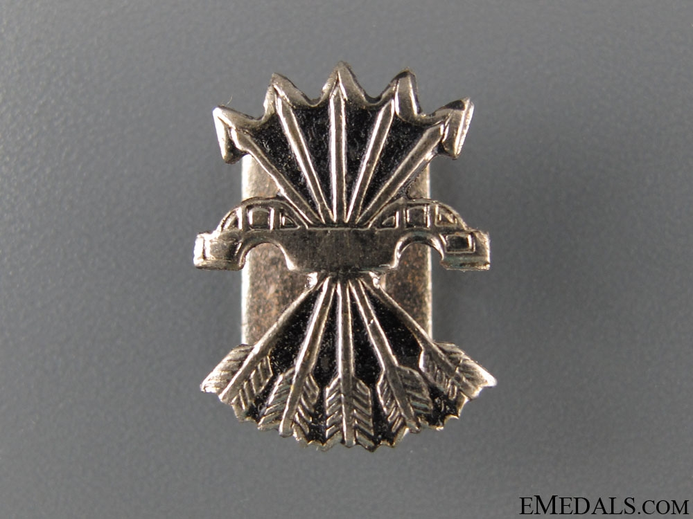 "1930""¢¯s Spanish Fascist Member""¢¯s Badge"