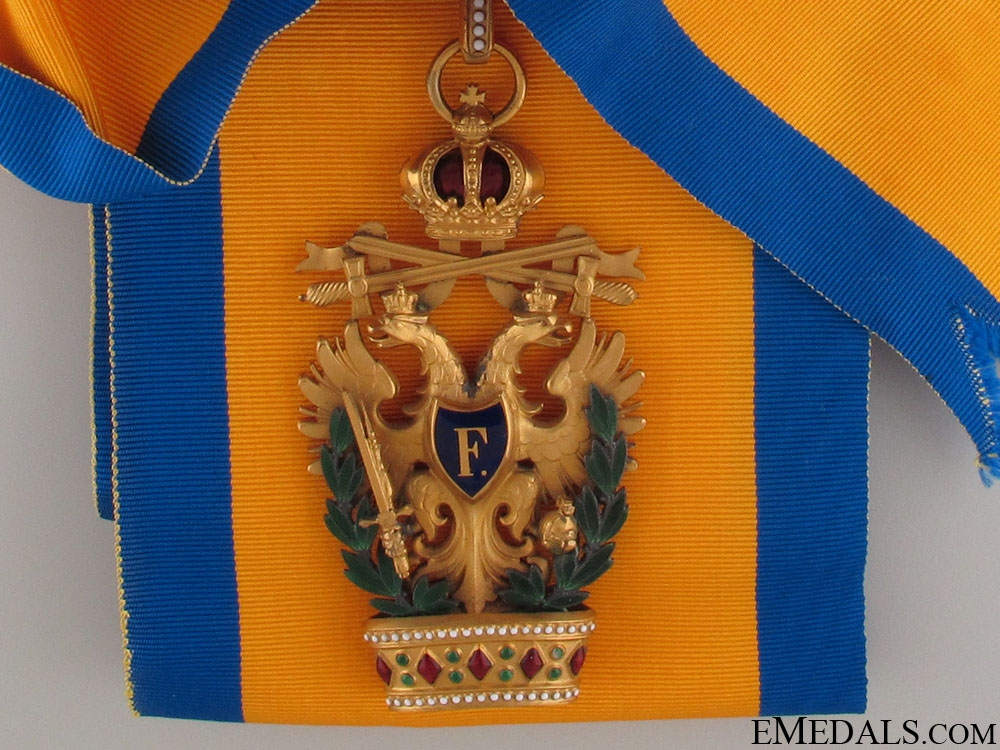 """Order of the Iron Crown """"¢¤ 1st Class"""