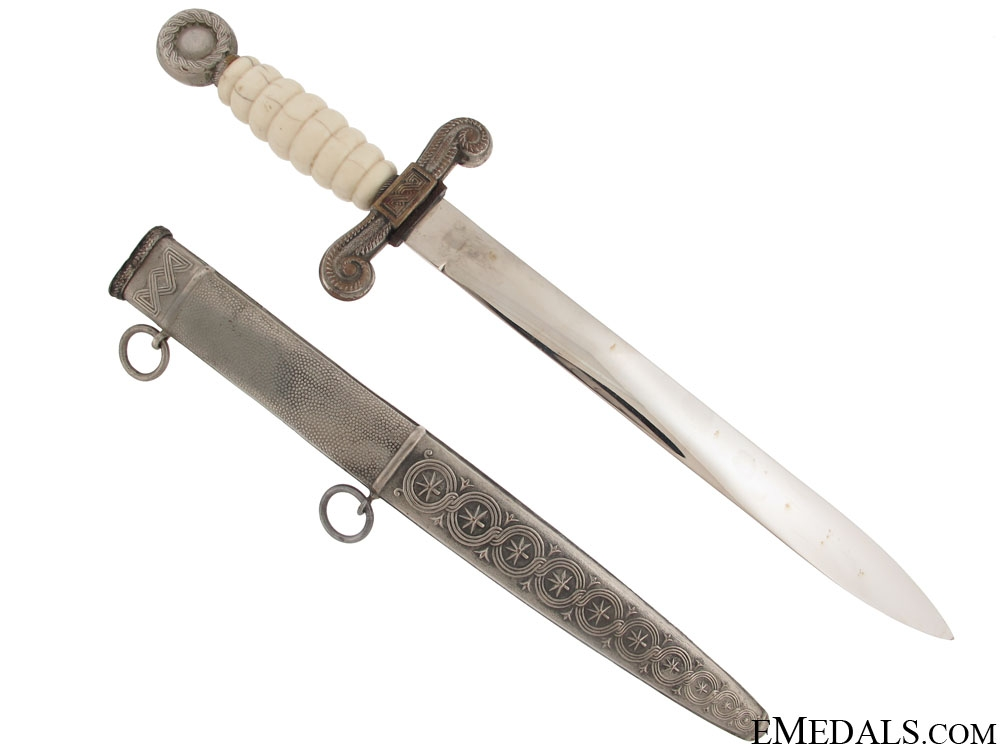 Croatian Land Army Officer's Dagger M 1941