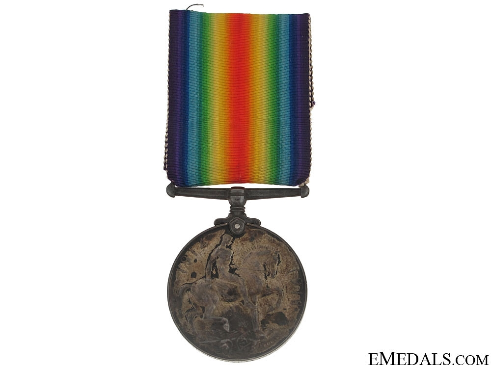 WWI British War Medal - Canadian Engineers