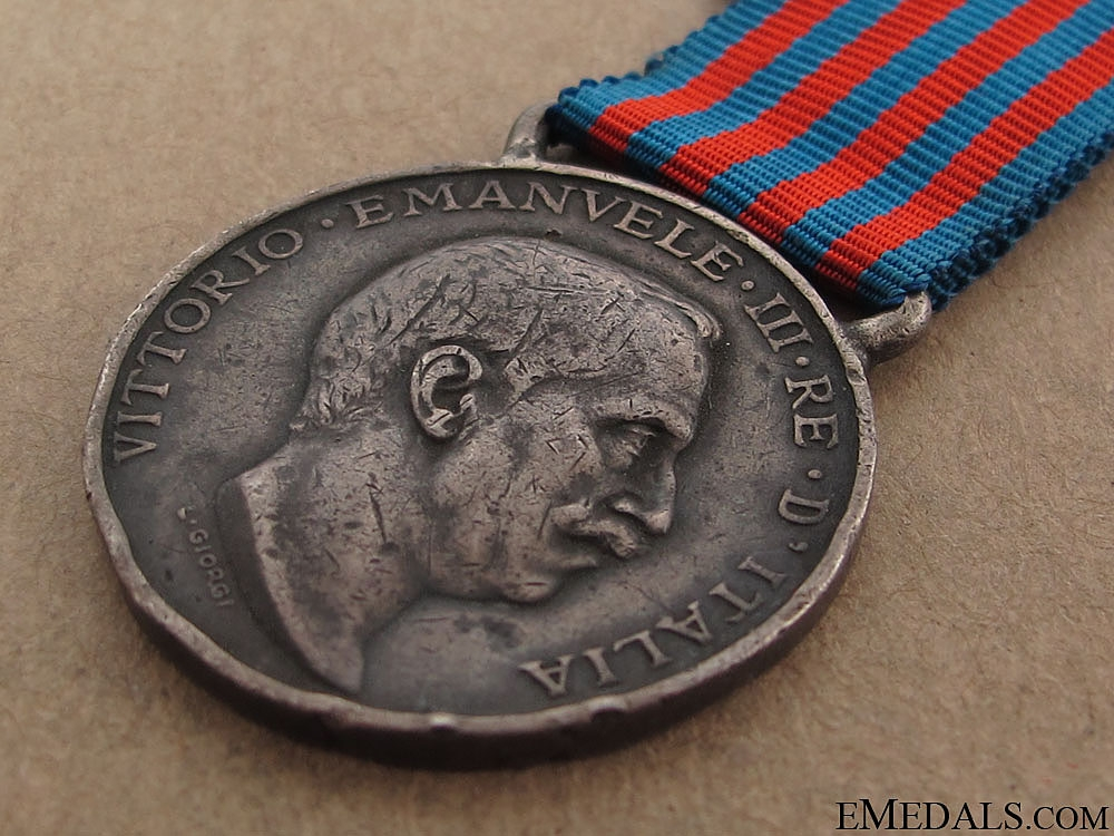 Medal for the Libyan Campaign