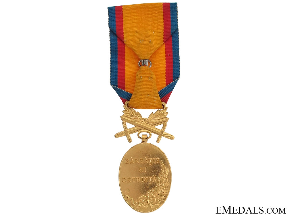 Medal for Steadfastness & Loyalty 1903-47