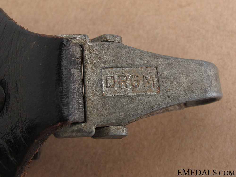 A 188/35 RZM SS Enlisted Dagger - Numbered
