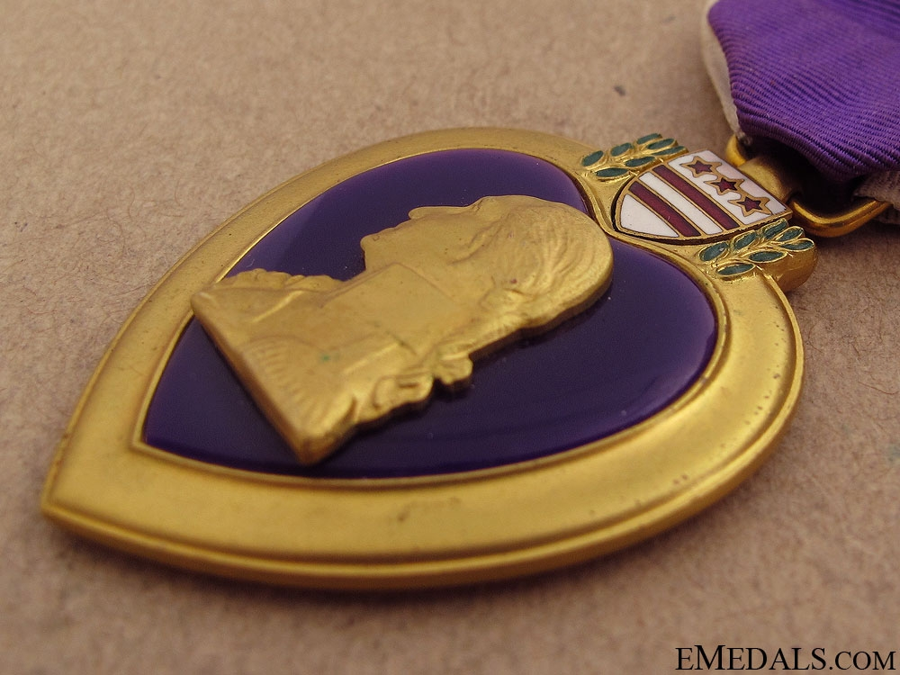 WWII American Purple Heart