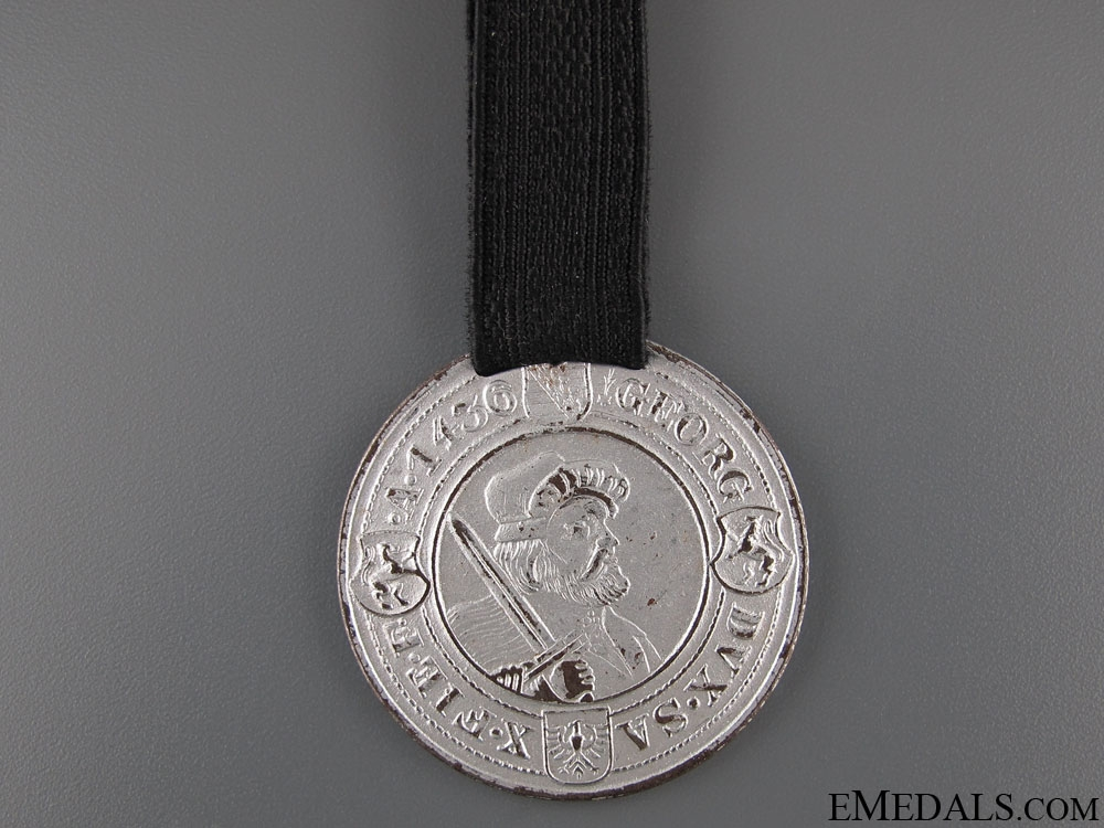 German 1936 Watch Fob