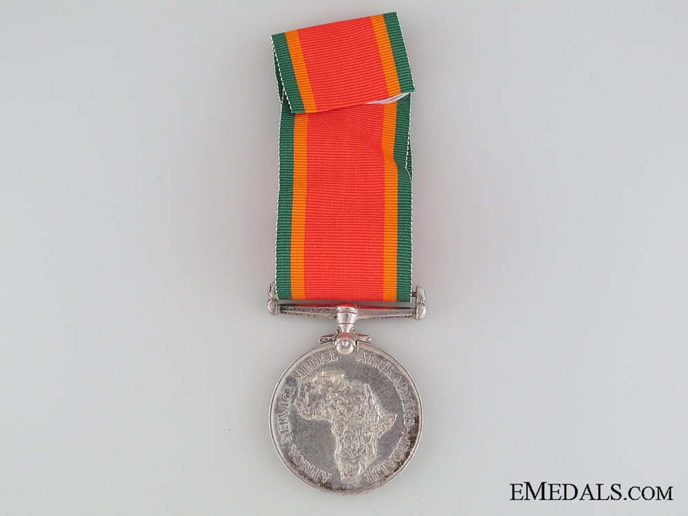 South Africa WWII Service Medal