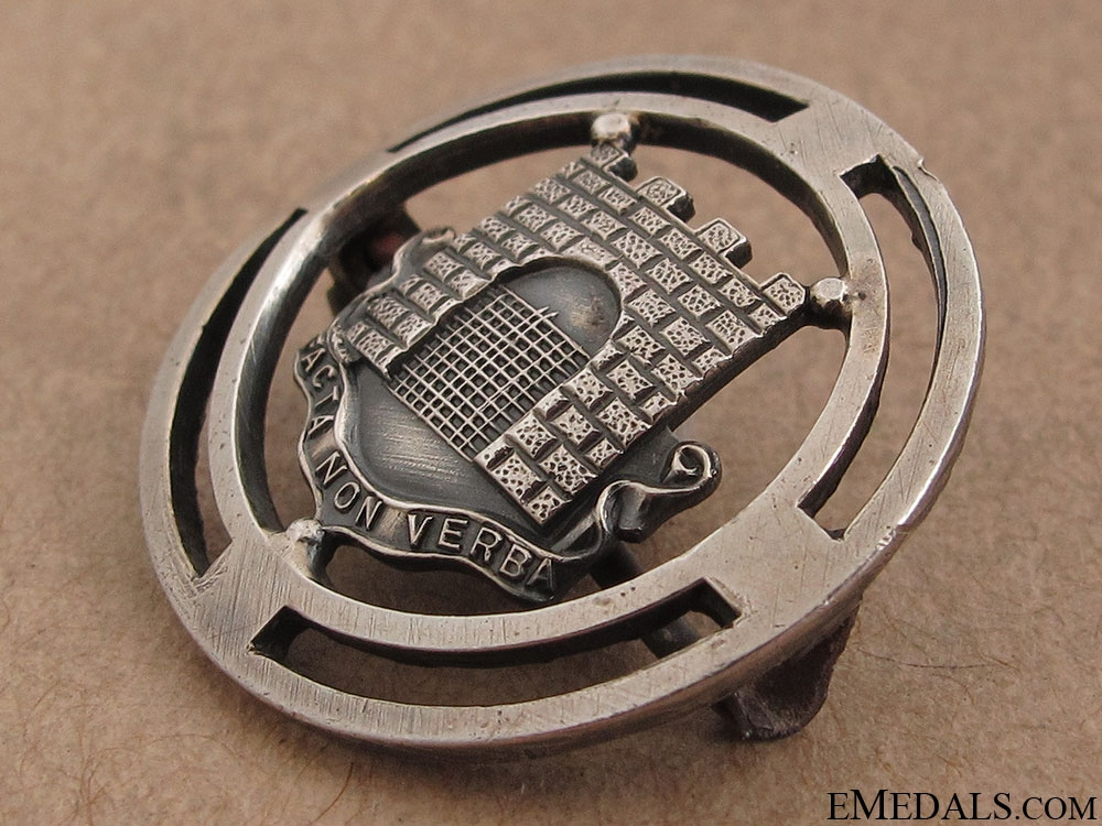 WWI Fort Garry Horse Pin CEF