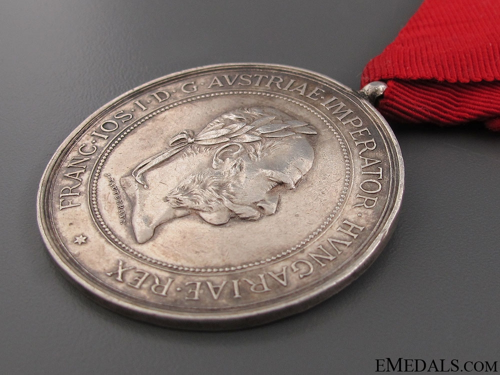 Scarce Medal for Care of Horses - Slovenian Issue