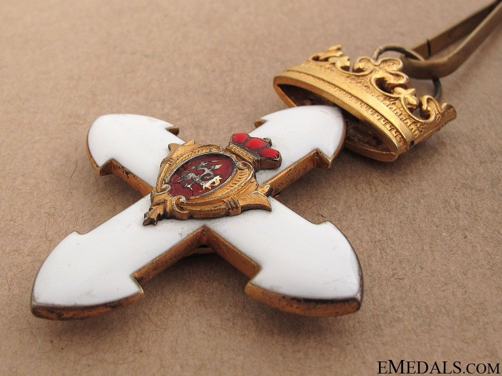 A Rare Lithuanian Order of Vytautas the Great