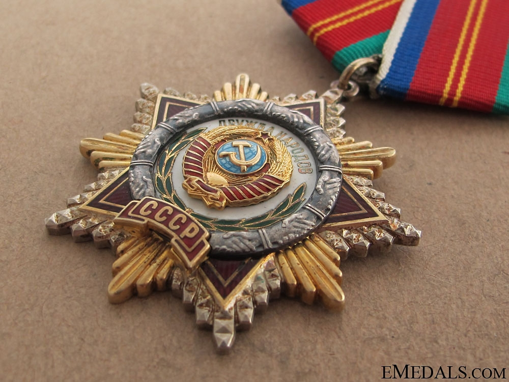 Order of Friendship of Nations