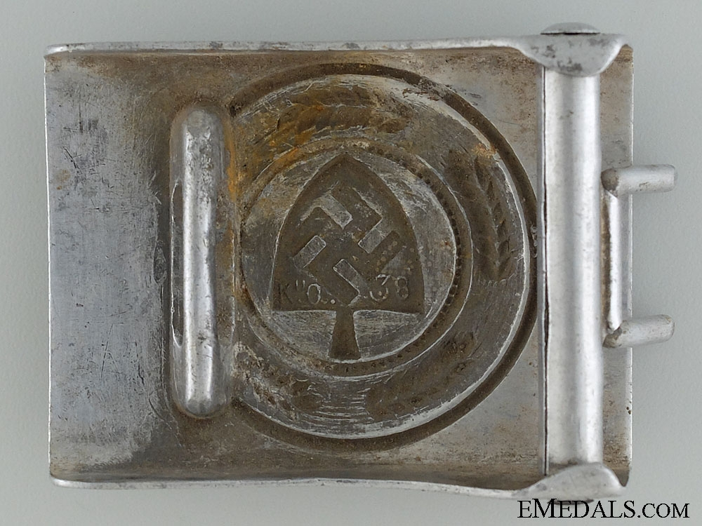 An RAD Enlisted Man's Buckle by K.O.