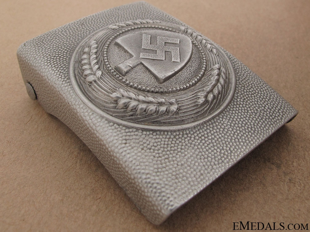 RAD Enlisted Buckle