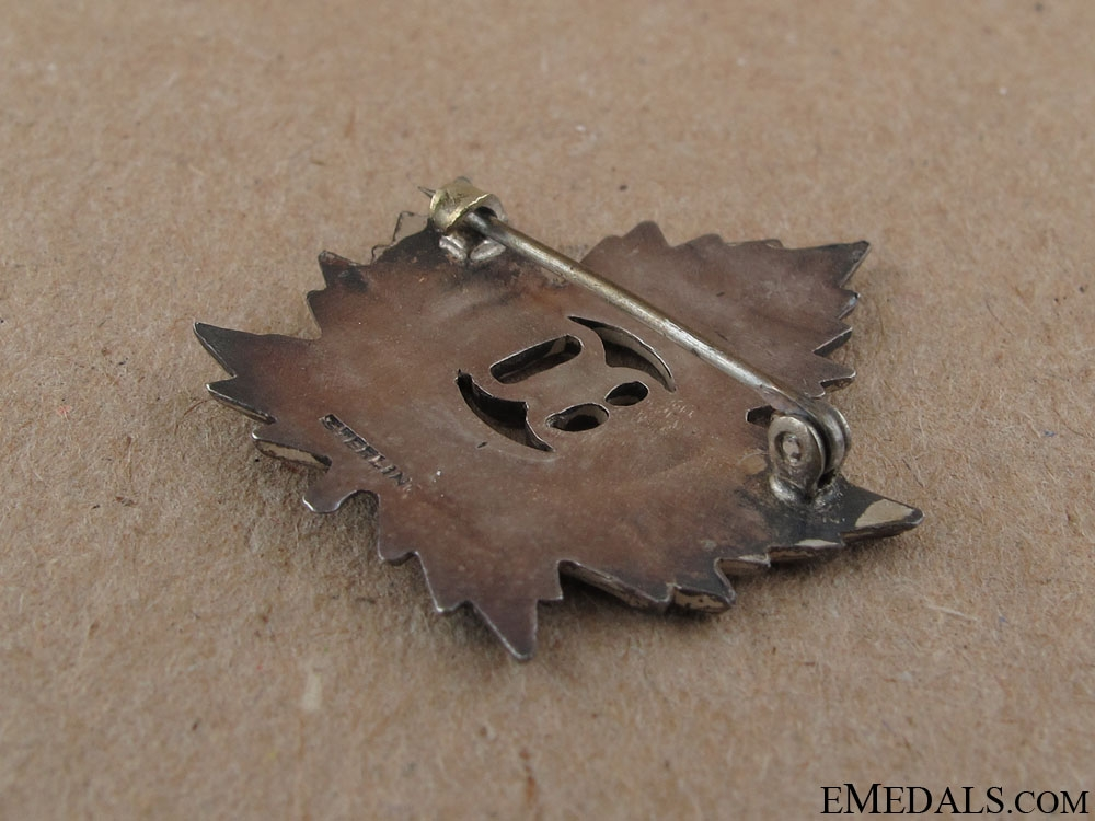 WWI 80th Infantry Battalion Sweetheart Pin