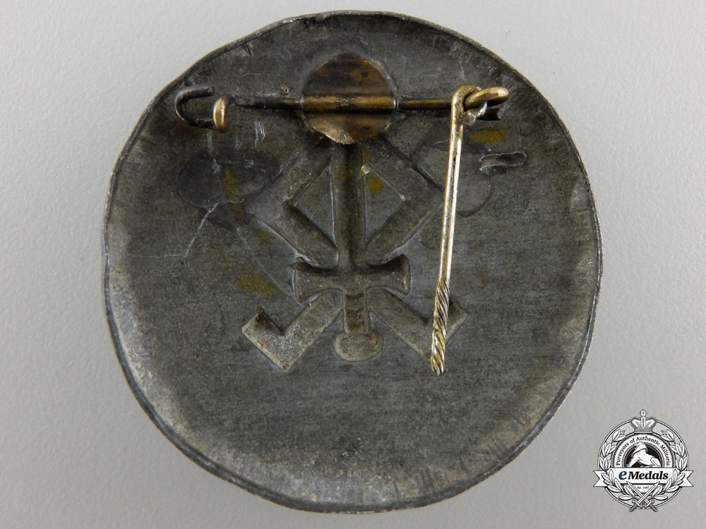 ANetherlands German County Force Badge