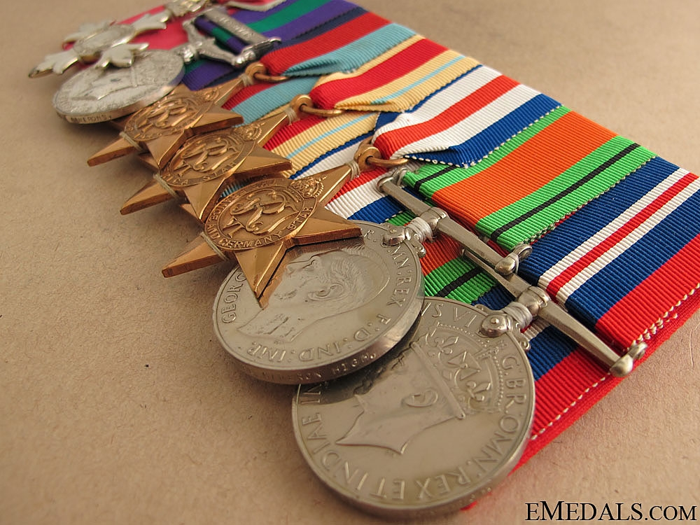 An MBE Group of Seven