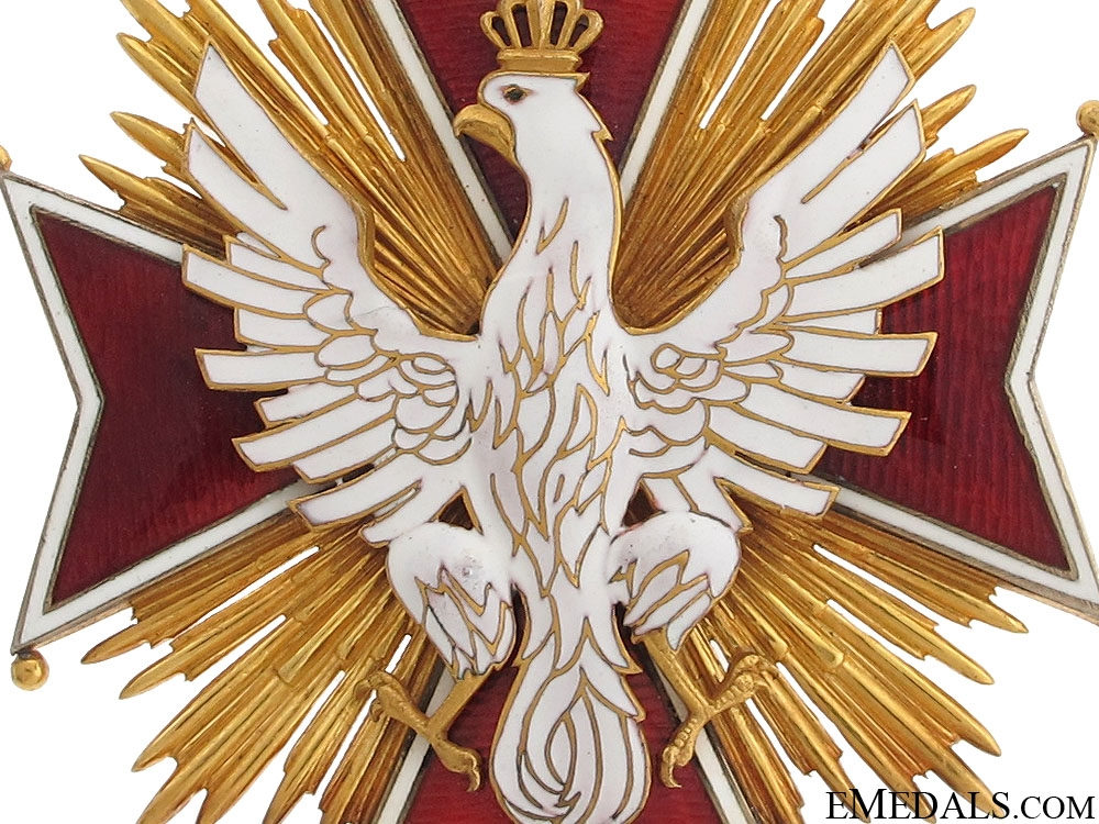 The Order of White Eagle by Spink