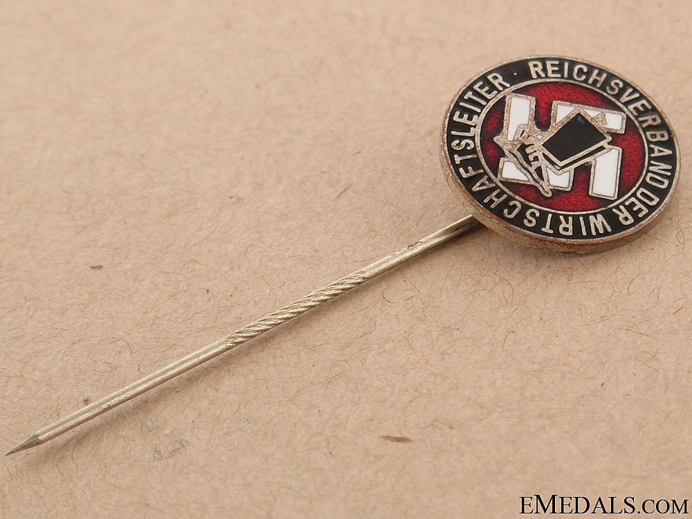 VELA - Association of Executives in Trade and Industry Stickpin