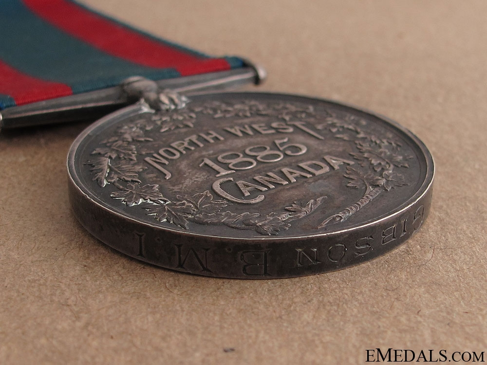 North West Medal to Boulton's Mounted Infantry