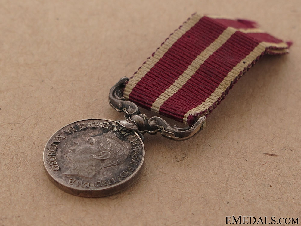 Army Meritorous Service Medal