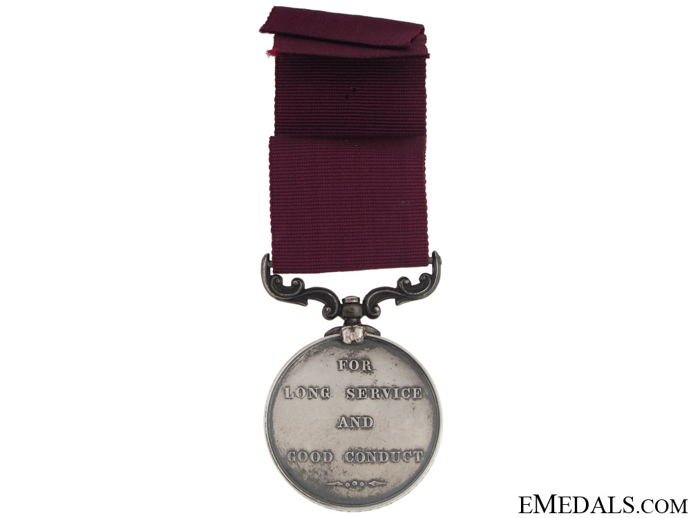 Army Long Service and Good Conduct Medal - 90th Foot