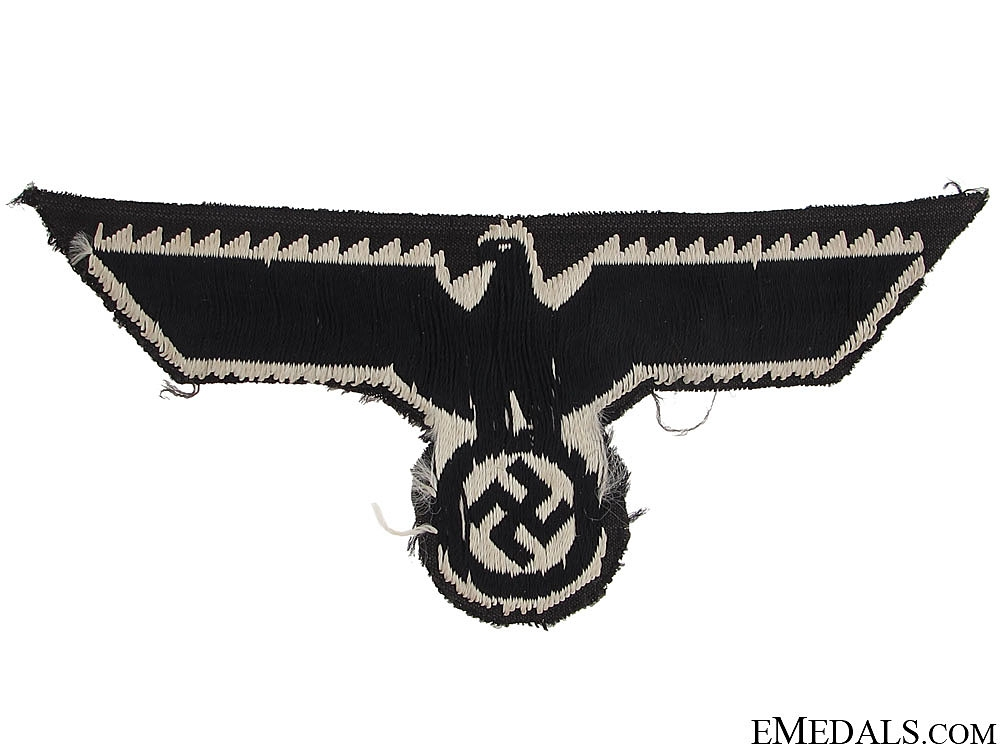 Panzer Breast Eagle