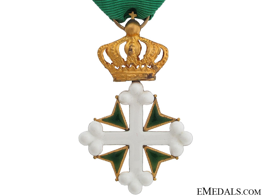 Order of St. Maurice and St. Lazarus