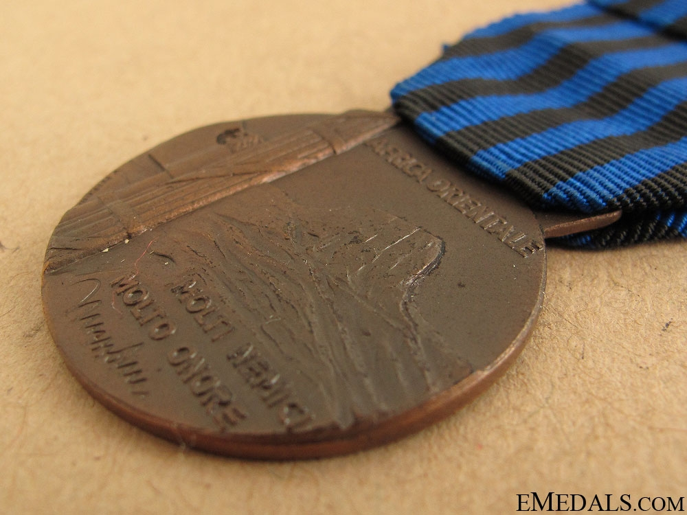 African Campaign Medal