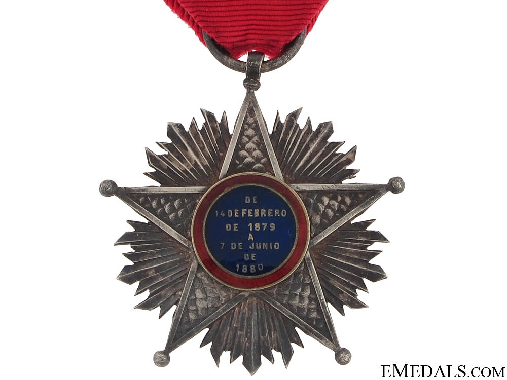 Star for the War of the Pacific