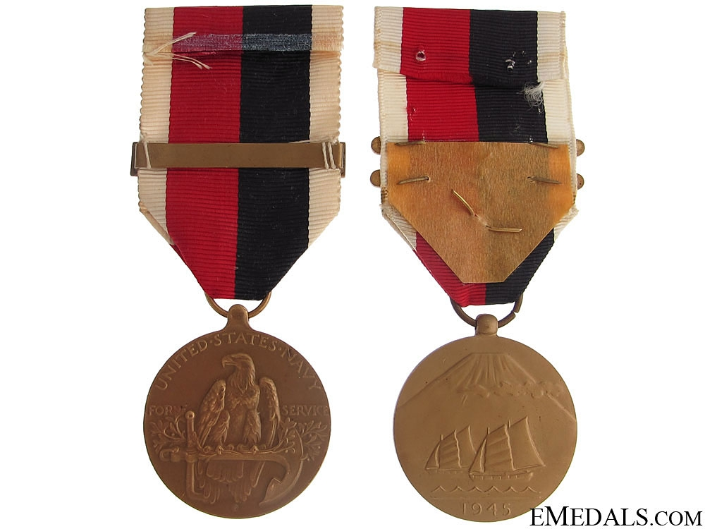 WWII American Occupation Medals