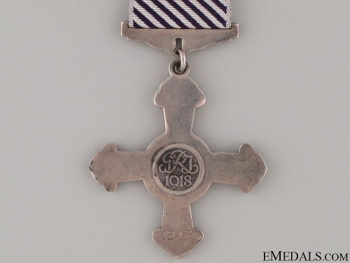 A Cased 1945 Distinguished Flying Cross