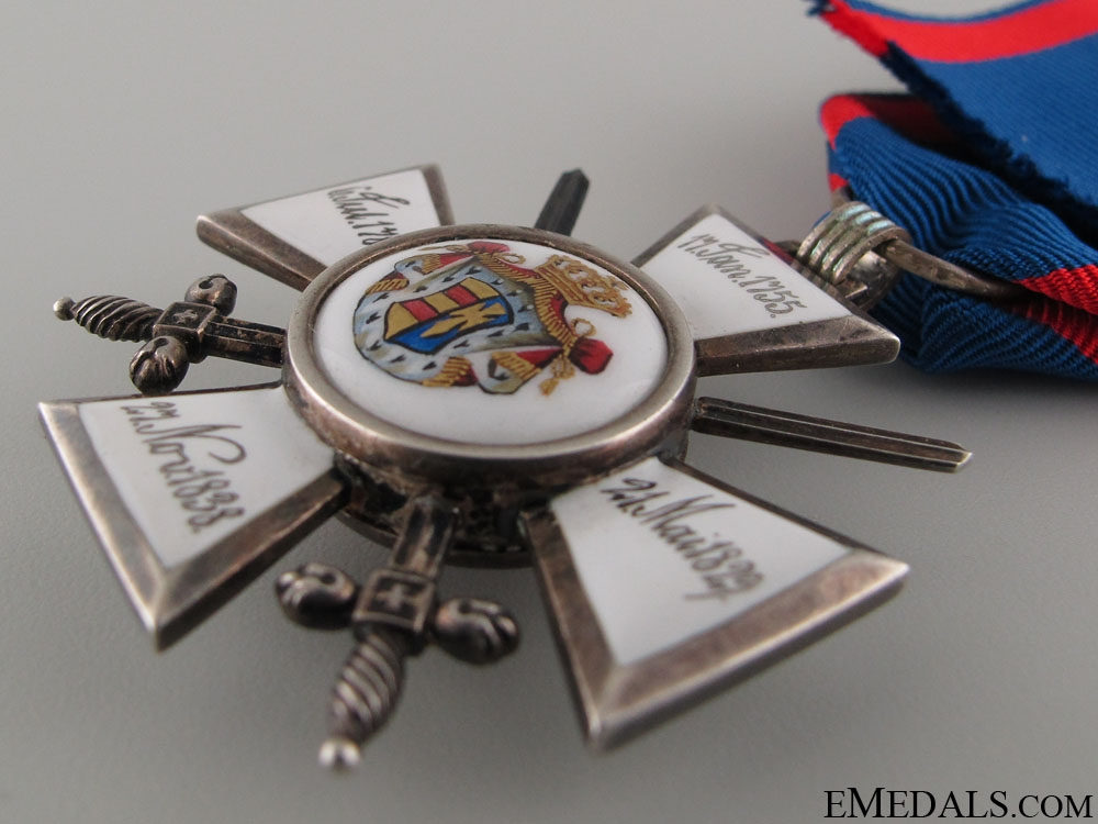 House and Merit Order of Peter Friedrich Ludwig