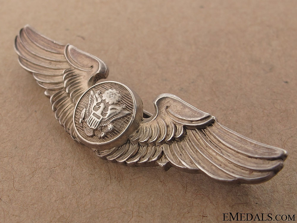 WWII Army Air Force Aircrew Wing