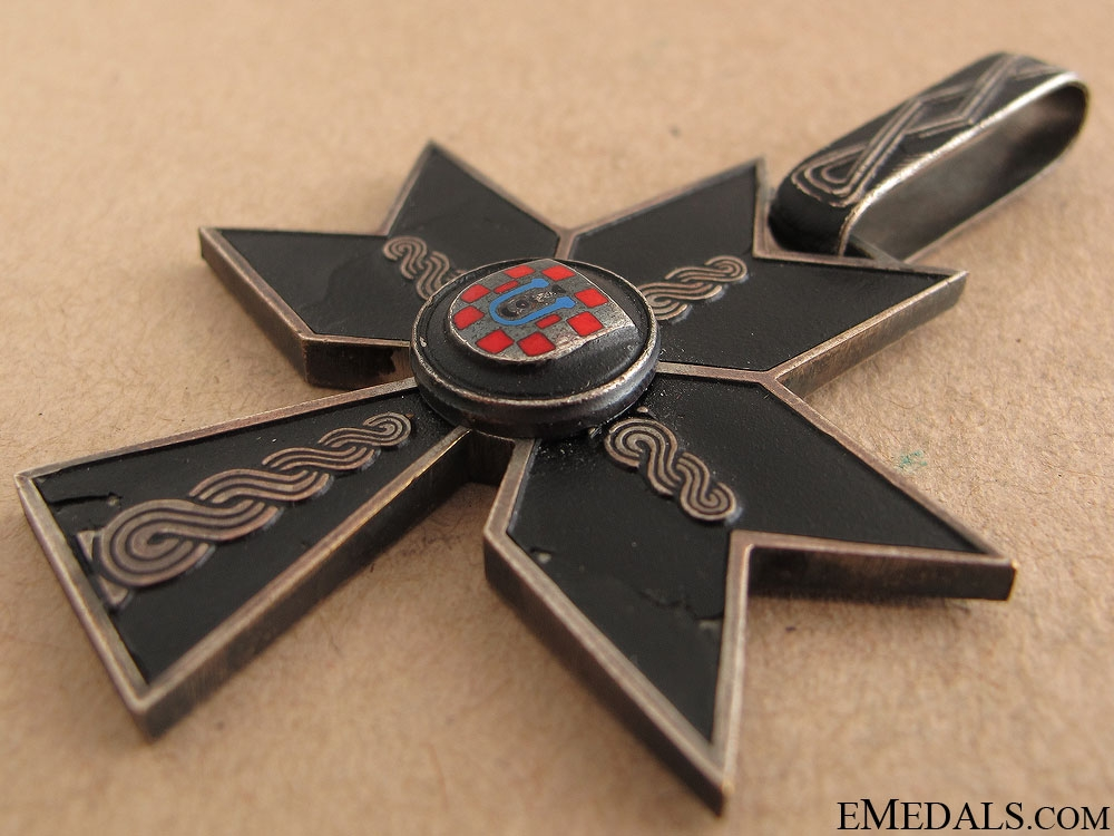 Order of the Iron Trefoil - First Class