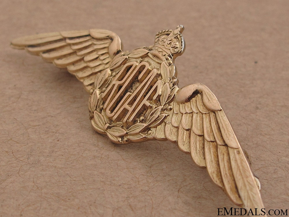 WWII RCAF Sweetheart Wings
