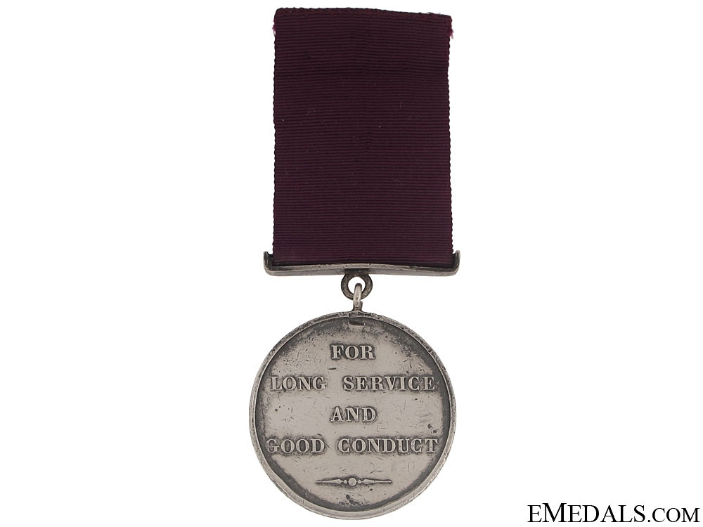 Army Long Service and Good Conduct Medal - 8th Foot