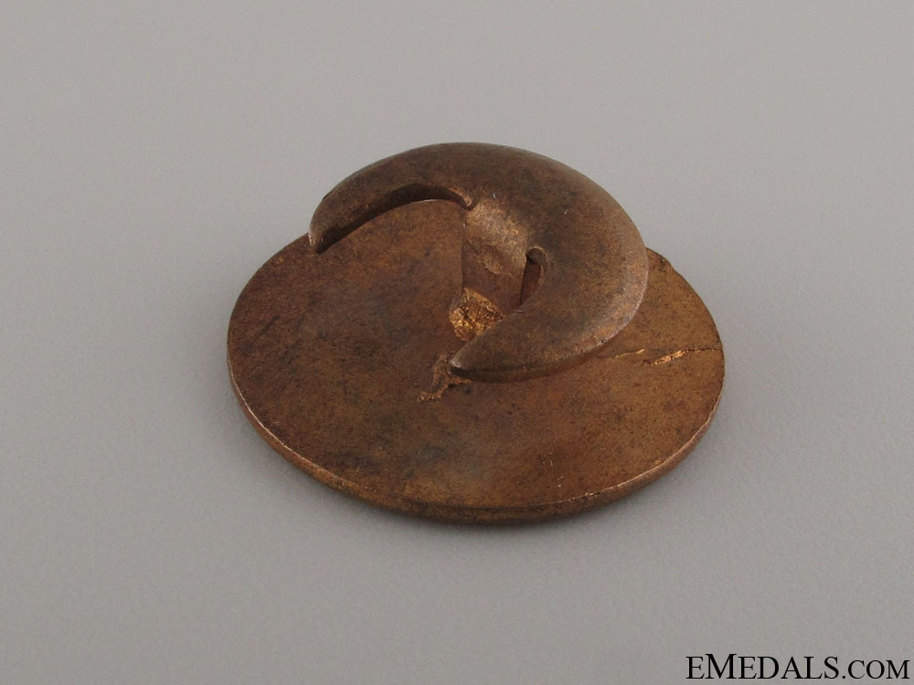 WWI 4th Canadian Division Pin CEF