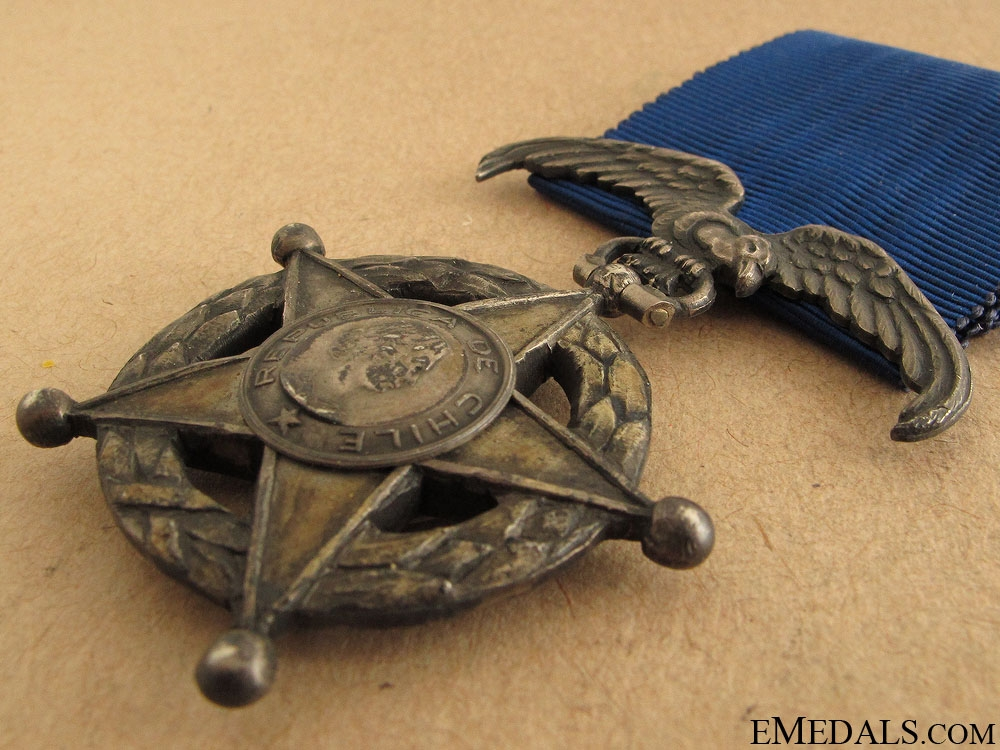 The Chilean Order of Merit