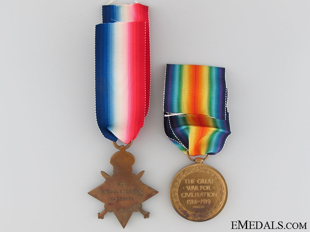 A Great War Pair to King Edward's Horse