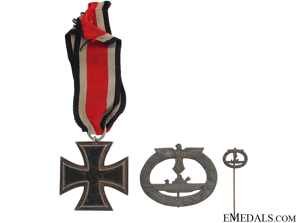 An Outstanding Personal Kriegsmarine Grouping