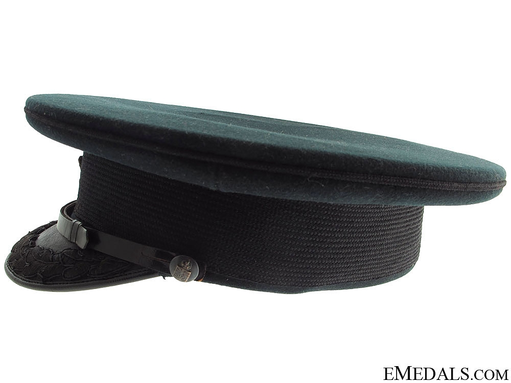 1st British Columbia Regiment General's Visor